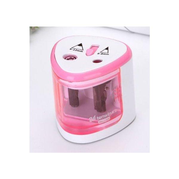 電動鉛筆削り(ピンク)