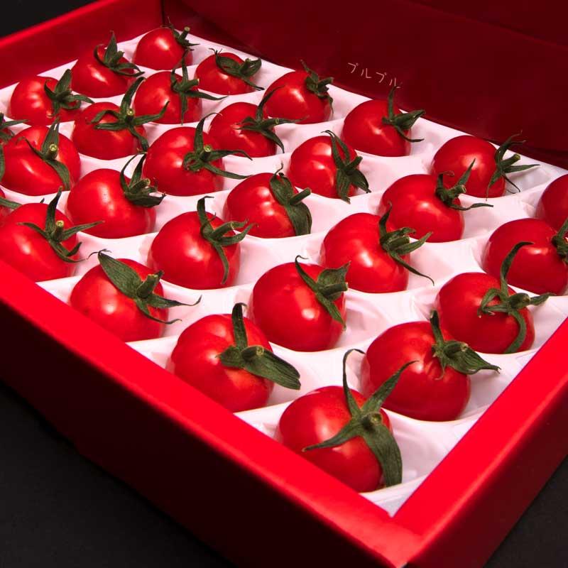 【送料&クール便込!】 幸せプルプル 天使の唇 ギフト | トマト プチトマト CF プチぷよ 皮がうすい やわらかい 甘い