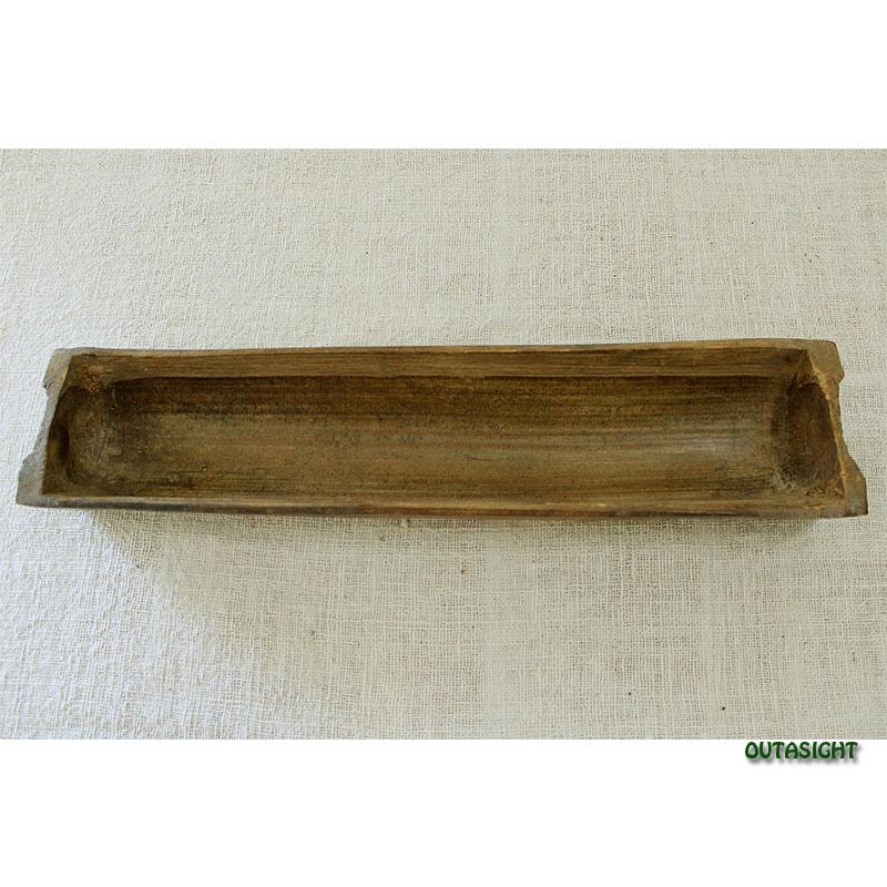竹製皿:A  アンティーク タイ モン族 TAO-31