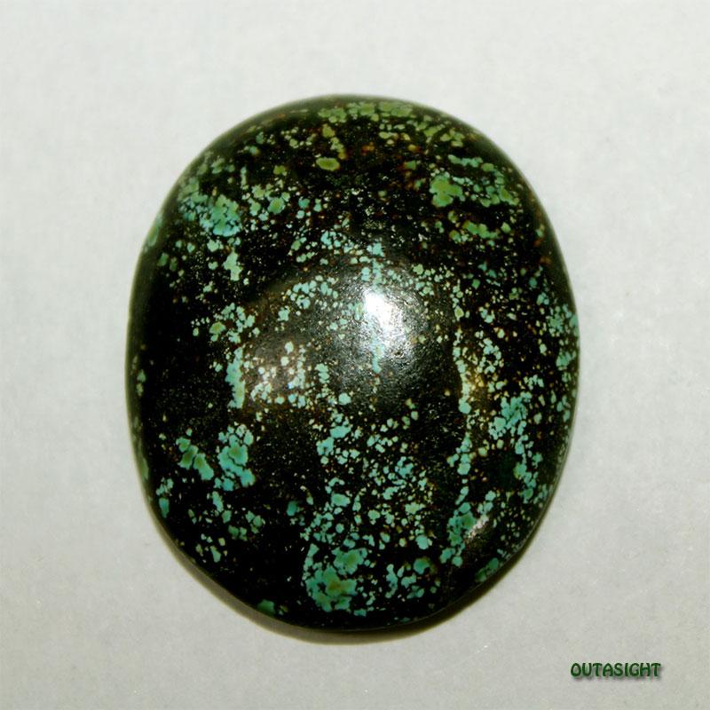 チベタンターコイズ ルース 天然石 5114-10
