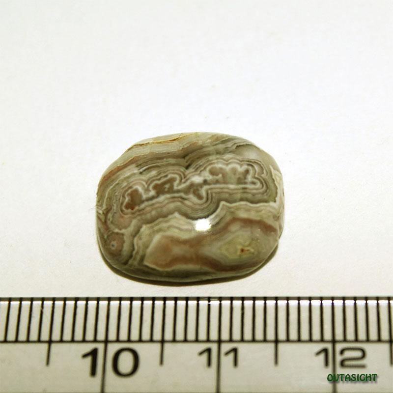 アゲート/縞めのう ルース 天然石 南米 IST-385
