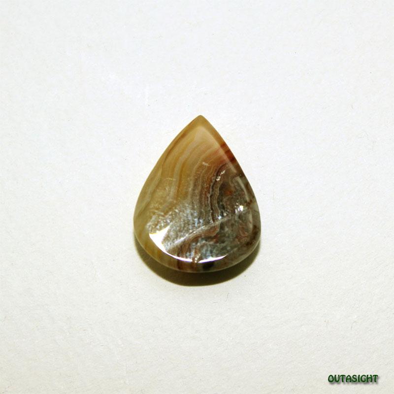 アゲート/縞めのう ルース 天然石 IST-386