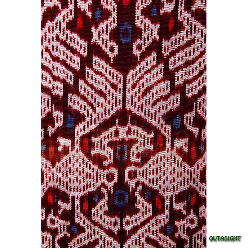 イカット 手織り ティモール島 インドネシア TIMOW-C