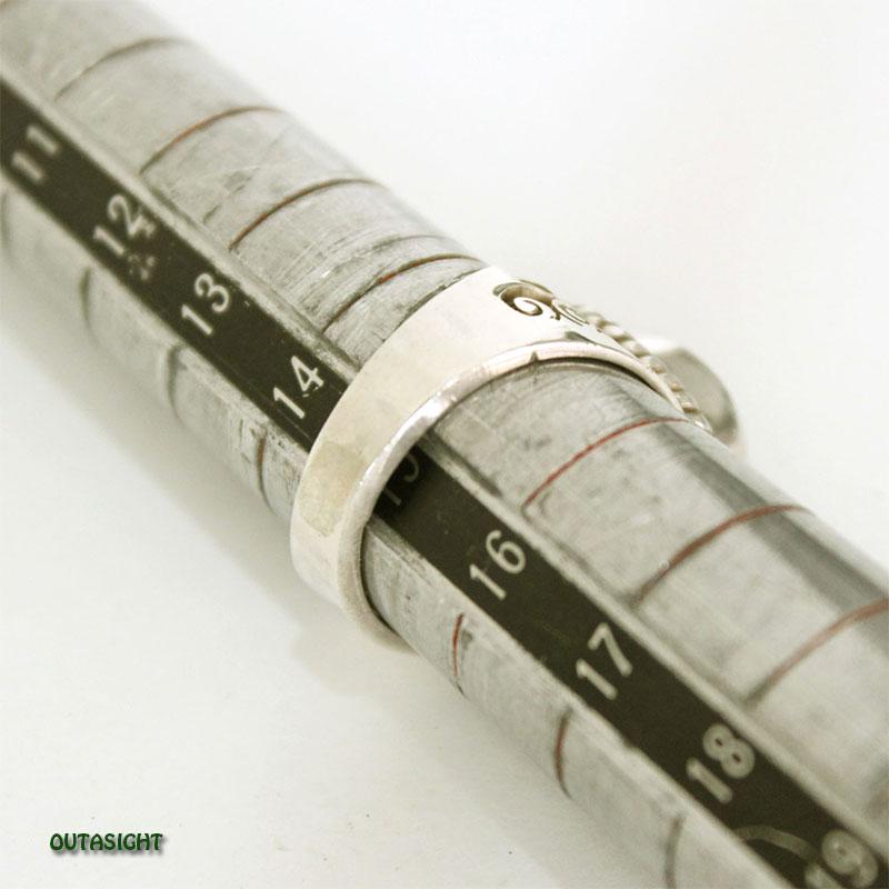 チベタンターコイズ シルバーリング SRTN-18
