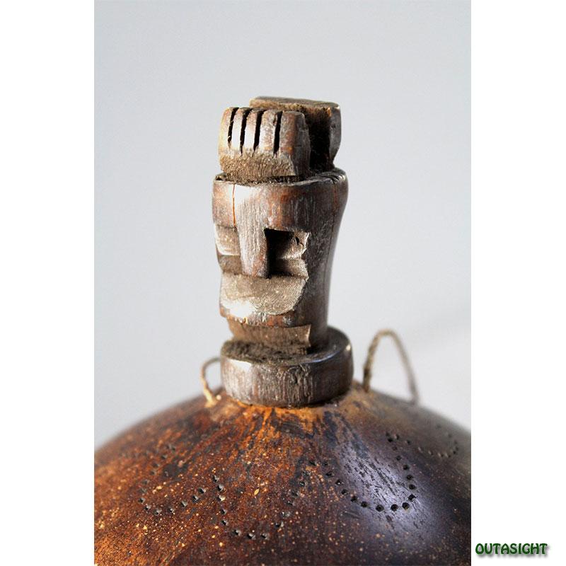 ひょうたん水筒 アンティーク ティモール島 インドネシア INAO-19