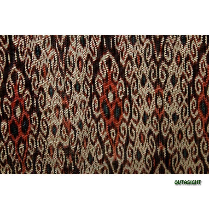イカット 手織り ティモール島 インドネシア TIMOW-A