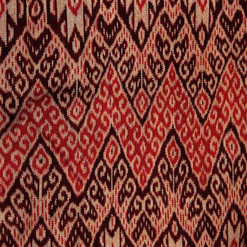 イカット 手織り ティモール島 インドネシア TIMOW-G