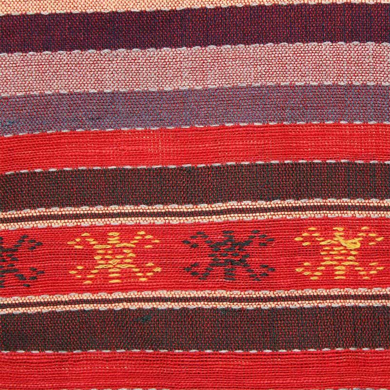 手織り布 超ロング ラオス