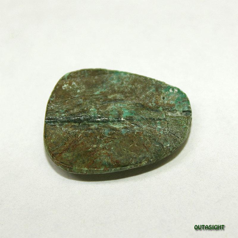 チベタンターコイズ ルース 天然石 5114-91