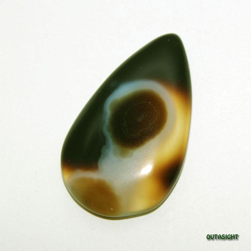 アゲート/めのう ルース 天然石 IST-317