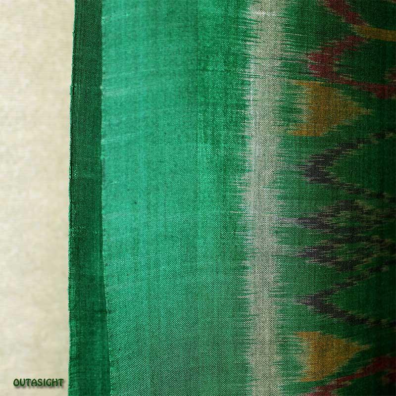 イカットB 手織り ロンボク島 インドネシア