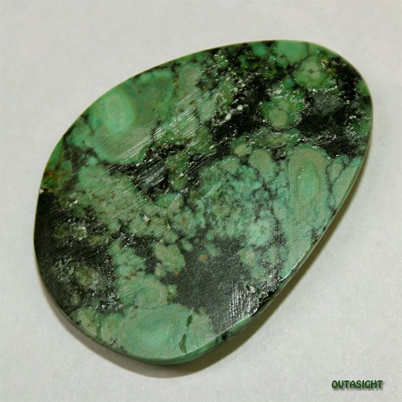 チベタンターコイズ ルース 天然石 5514-11