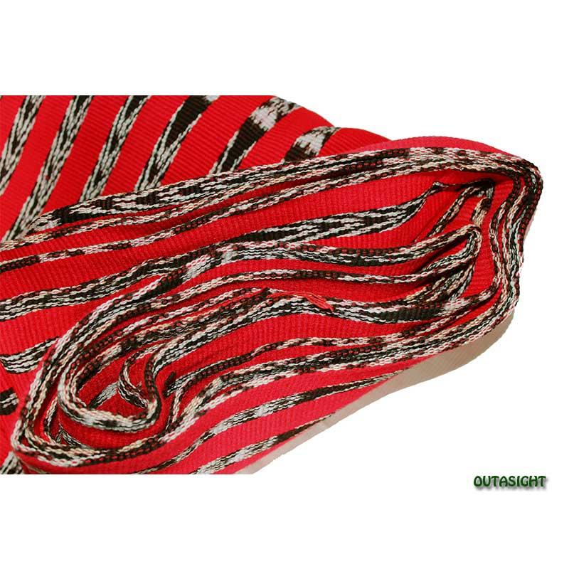 グァテマラ コットンかすり反物生地 手織 GNT-01
