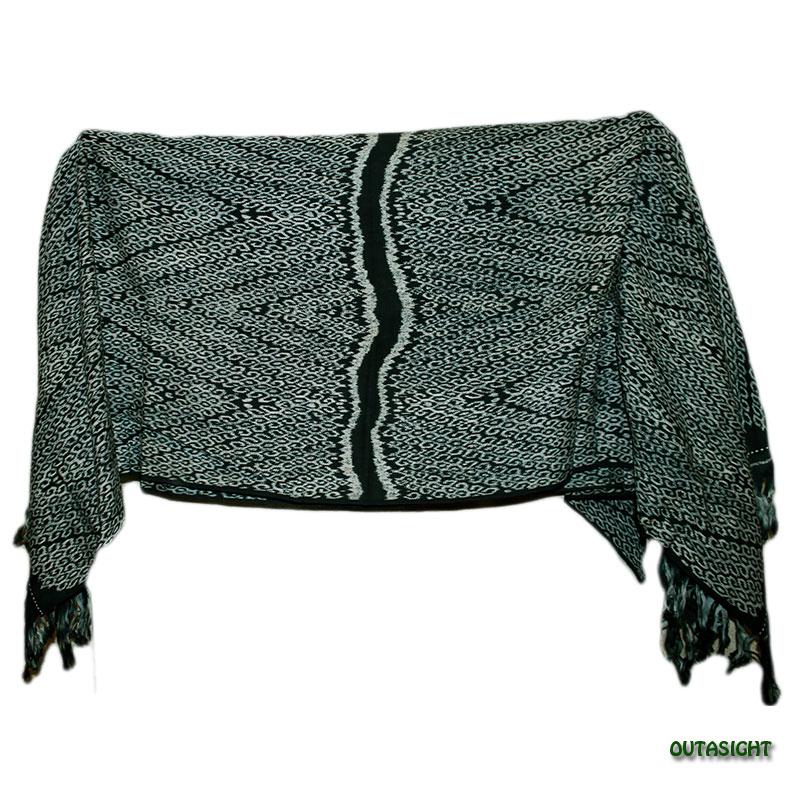 イカット 手織り ティモール島 インドネシア TIMOW-I