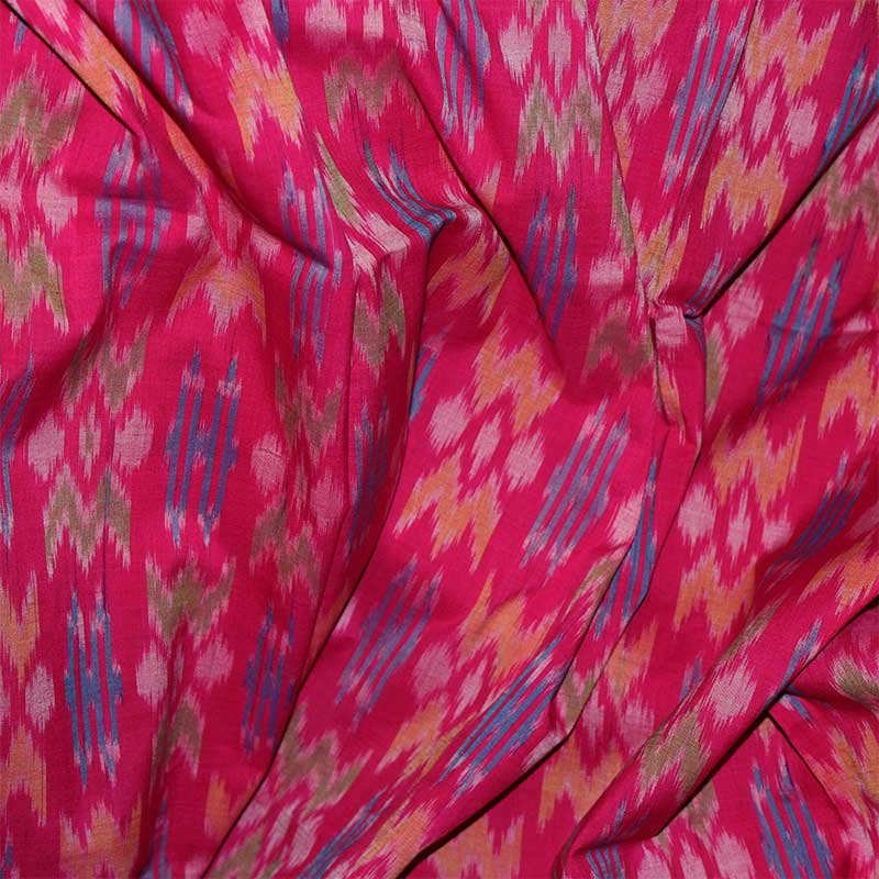 イカットC 手織り ロンボク島 インドネシア