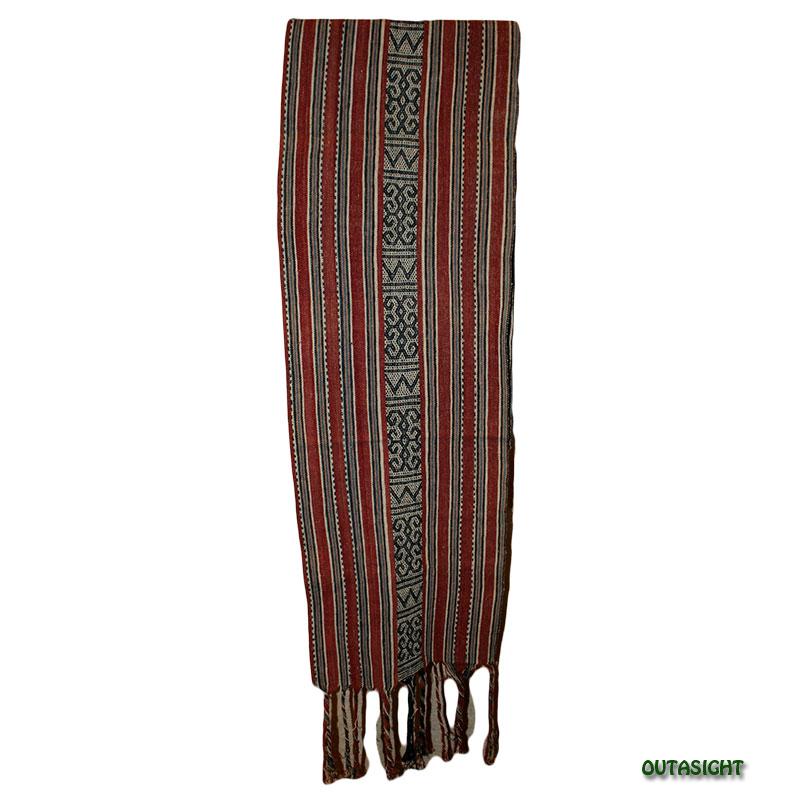 イカット 手紡ぎ 手織り ティモール島 Boti  インドネシア INAT-14