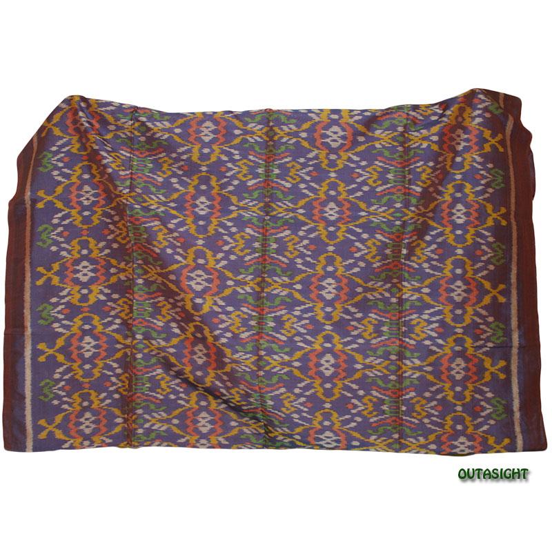 イカット 手織り 腰衣 ロンボク島 インドネシア 780496