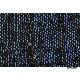 コットンスカーフ 手紡ぎ 手織 藍縞模様 タイ TNTS-20