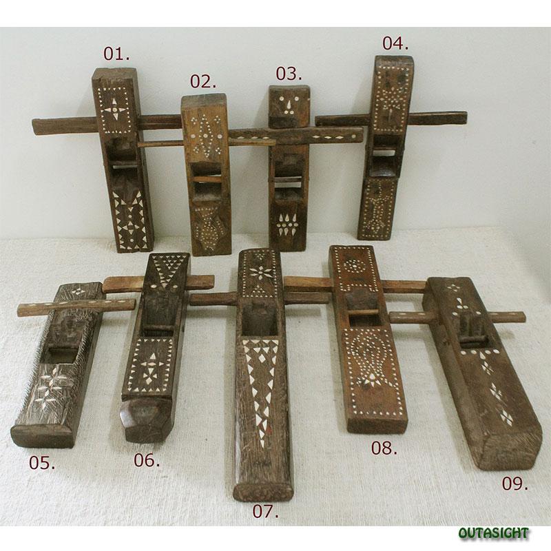 木製 かんな (鉋) :04 ロンボク島 インドネシア INNO-17