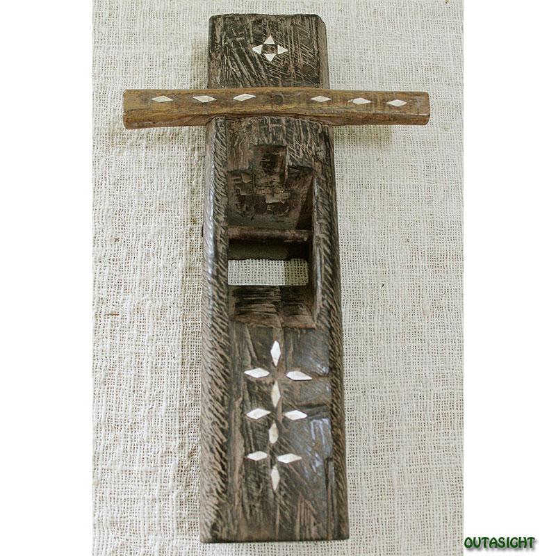 木製 かんな (鉋) :05 ロンボク島 インドネシア INNO-18