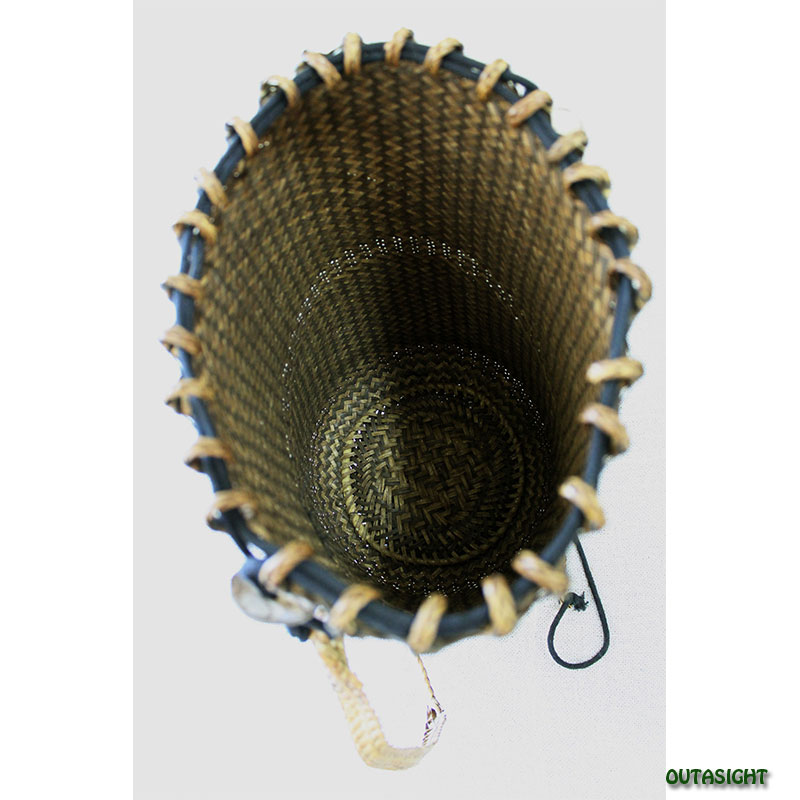 ラタンボルネオバッグ 背負いかご インドネシア INNB-97