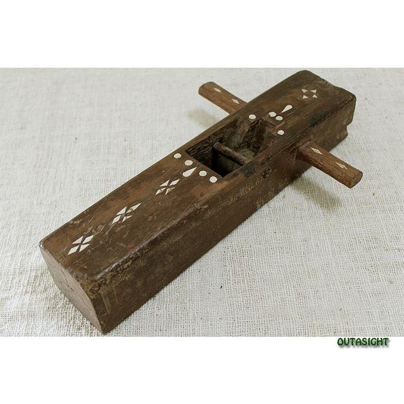 木製 かんな (鉋) :09 ロンボク島 インドネシア INNO-22