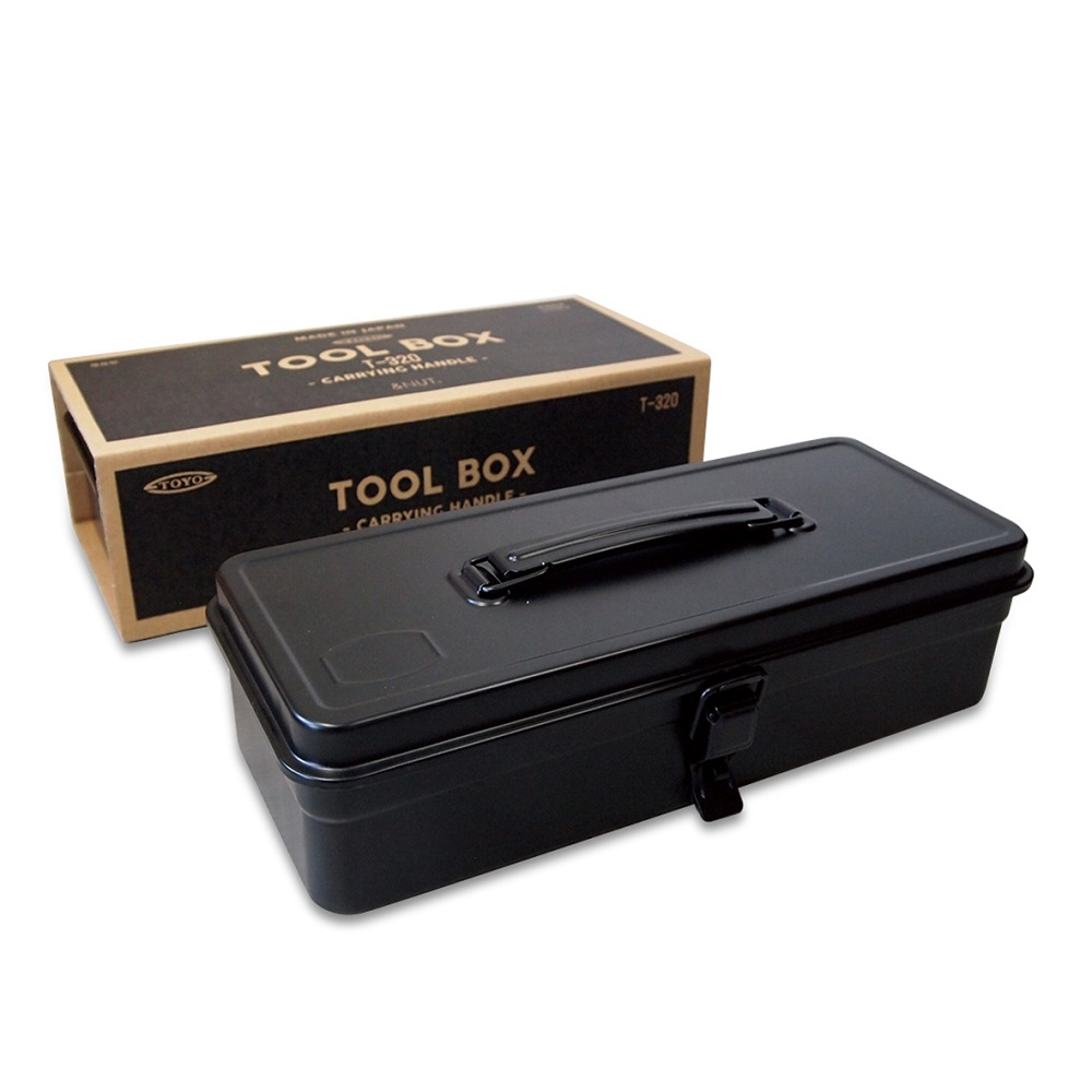&NUT×東洋スチール STEEL TOOLBOX STORAGE [ T-320 ]
