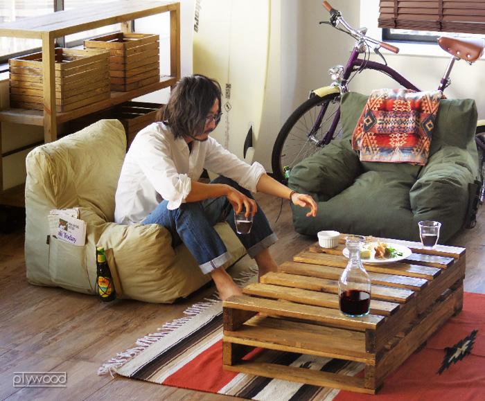 OUTPUTLIFE コンプレッションガーデンソファ Compression Garden Sofa ベージュ/BEG