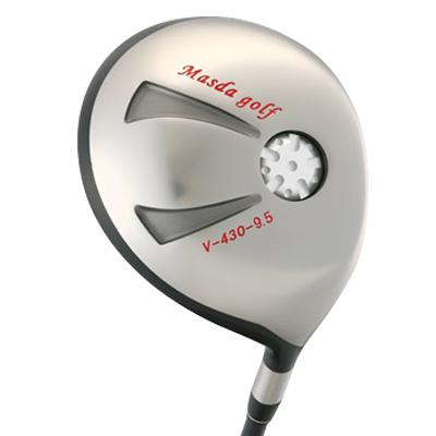 [マスダゴルフ]MASUDA V-430 Driver【ヘッドのみ】※送料無料