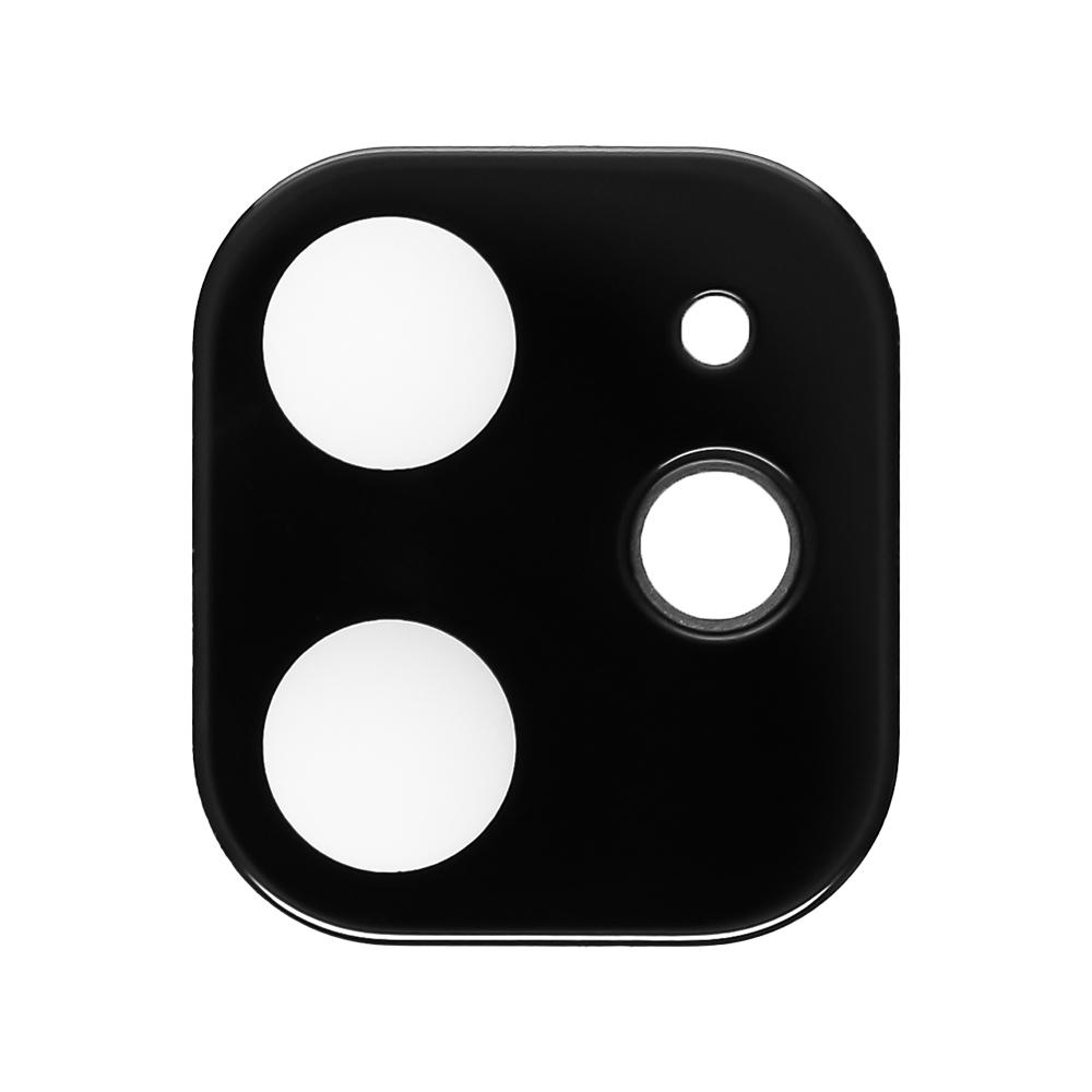 iPhone 12 mini カメラレンズ用 全面保護 ガラス レンズプロテクター(OWL-CLGIC54) 宅C