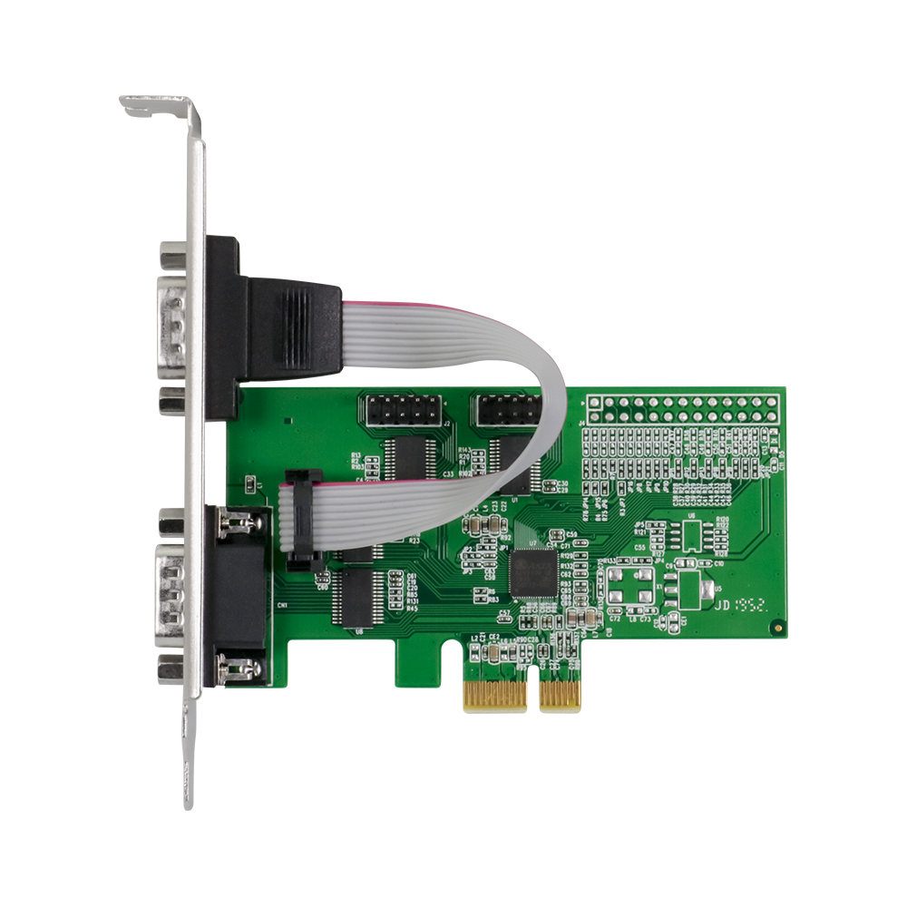 PCI-Express2.0接続 RS232×4ポート インターフェースカード(OWL-PCEX2RS232X4)