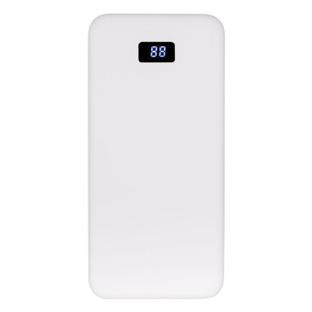 モバイルバッテリー デジタル残量表示 10,000mAh Type-C入出力対応(OWL-LPB10010)