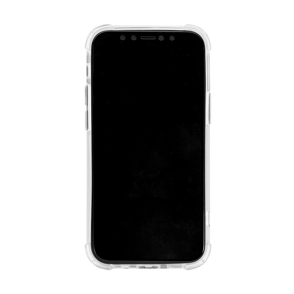 iPhone 12 mini (5.4インチ) 用  TPUとPCでしっかり守る 耐衝撃ハイブリッドケース(OWL-CVIC5409)宅C