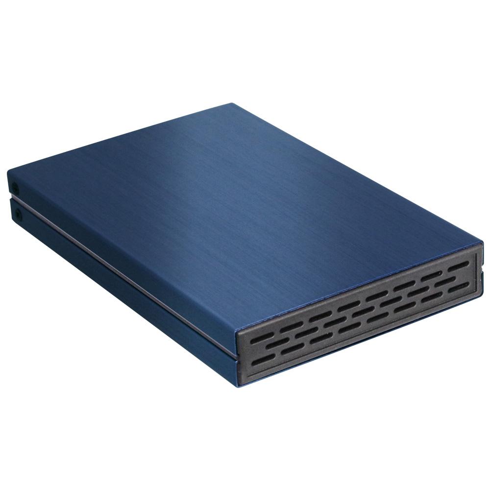 USB3.1 Gen2 Type-C接続 2.5インチHDD/SSD用外付けケース 黒角(OWL-ESL25U31C)