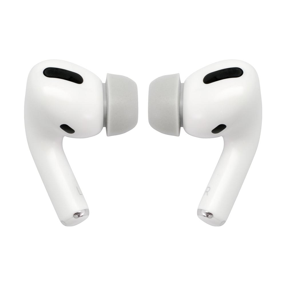 Apple AirPods Pro用 低反発イヤーピース Foam tips 3ペア入り(OWL-FTA) 宅C