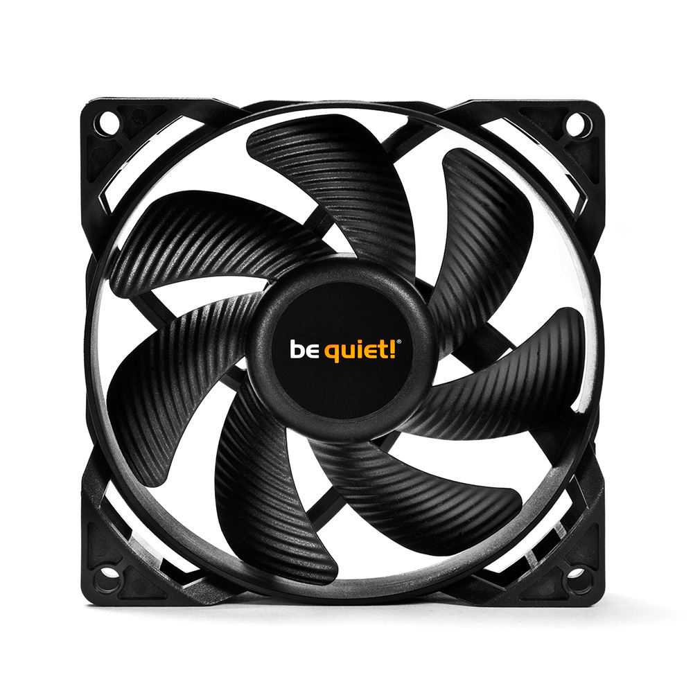 be quiet! 高品質ケースファン スタンダードモデル PURE WINGS 2 92mm (BL045)