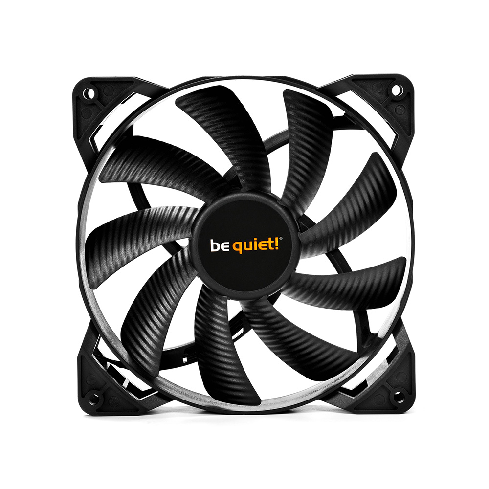 be quiet! 高品質ケースファン スタンダードモデル PURE WINGS 2 120mm (BL046)