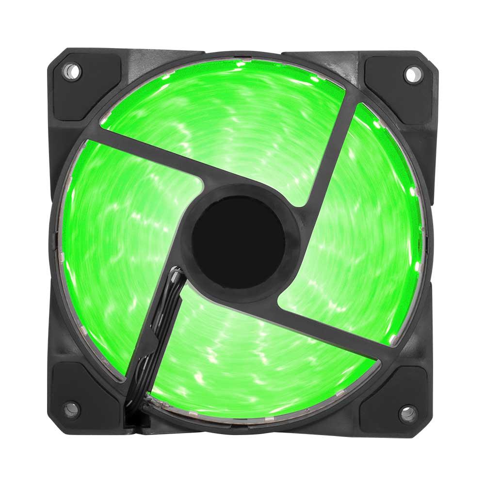 オウルテックオリジナル LED ケース用ファン 12cm25mm厚 宅C(OWL-FE1225LL2)