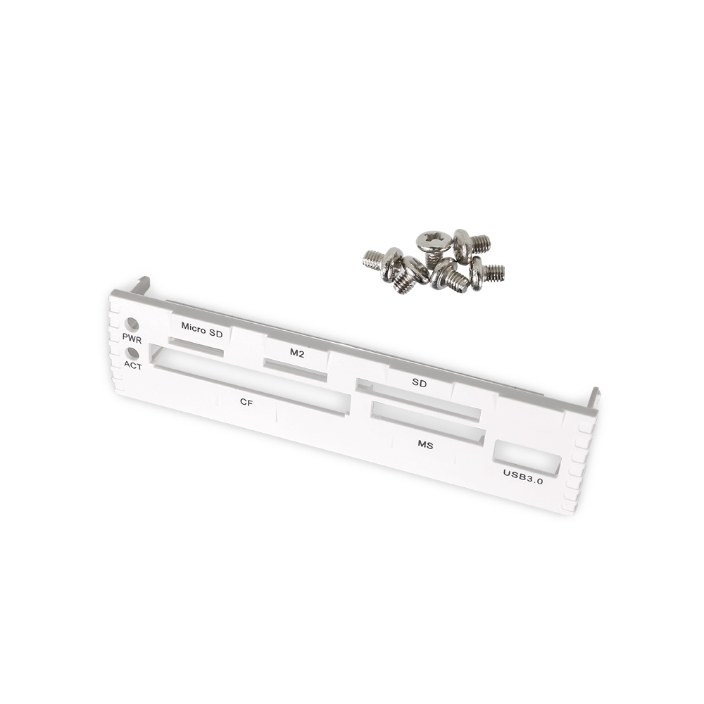 SD4.0/UHS-II対応 3.5インチベイ内蔵型 USB3.0 カードリーダー/ライター(OWL-CR6U3UHS2)