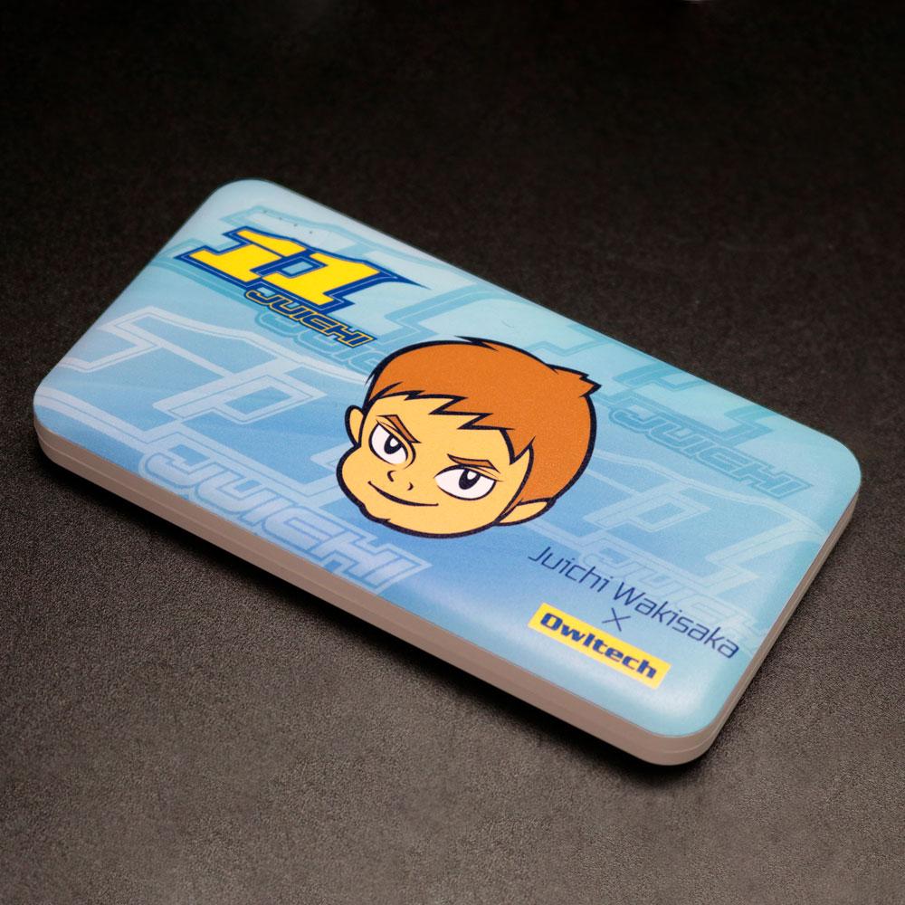 【受注生産:ご注文から2週間前後で発送予定】モバイルバッテリー5000mAh 11JUICH ファントム (LE-11LB5-2PH)宅C