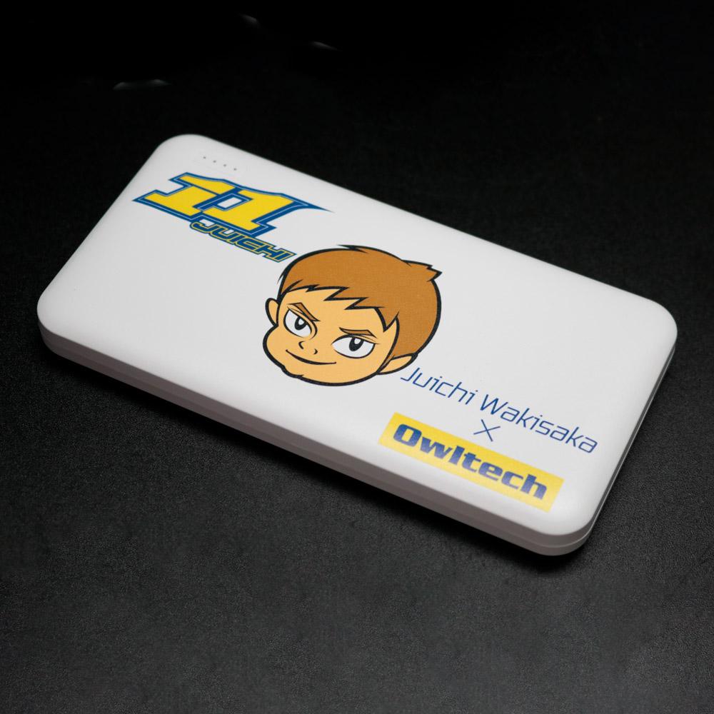 【受注生産:ご注文から2週間前後で発送予定】モバイルバッテリー10,000mAh 11JUICH オウルテック (LE-11LB10-3OW)宅C