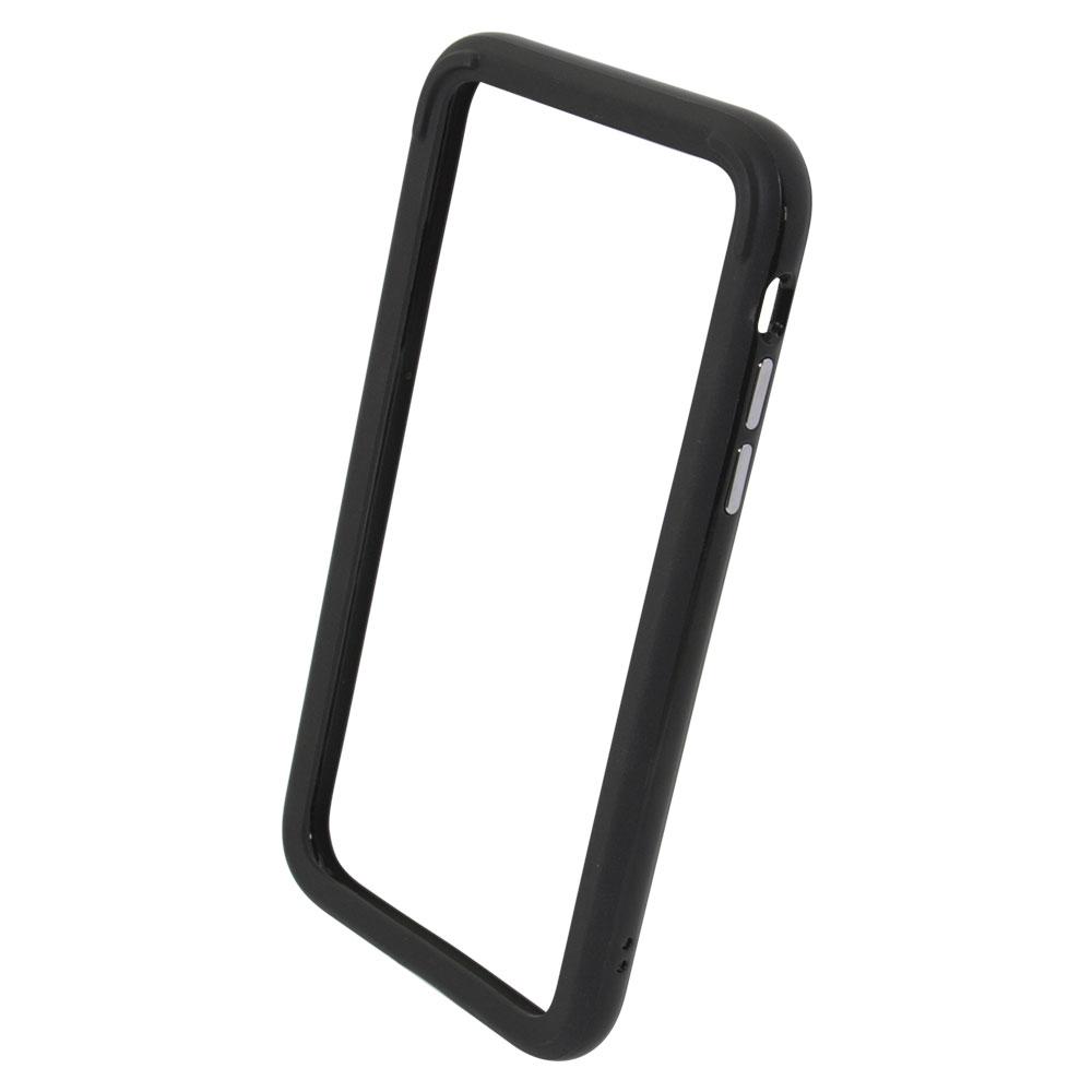 iPhone XR 6.1インチ ハイブリッドバンパー(OWL-CVIA6115)