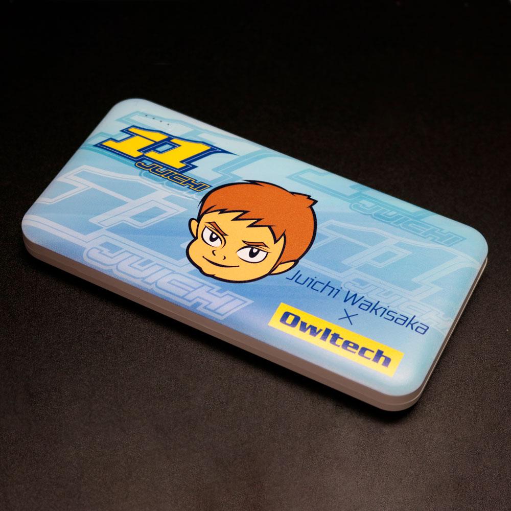 【受注生産:ご注文から2週間前後で発送予定】モバイルバッテリー10000mAh 11JUICH ファントム (LE-11LB10-3PH)宅C