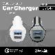 シガーソケット充電器 Quick Charge 3.0/Smart IC搭載(OWL-CCU2Q3S)宅C