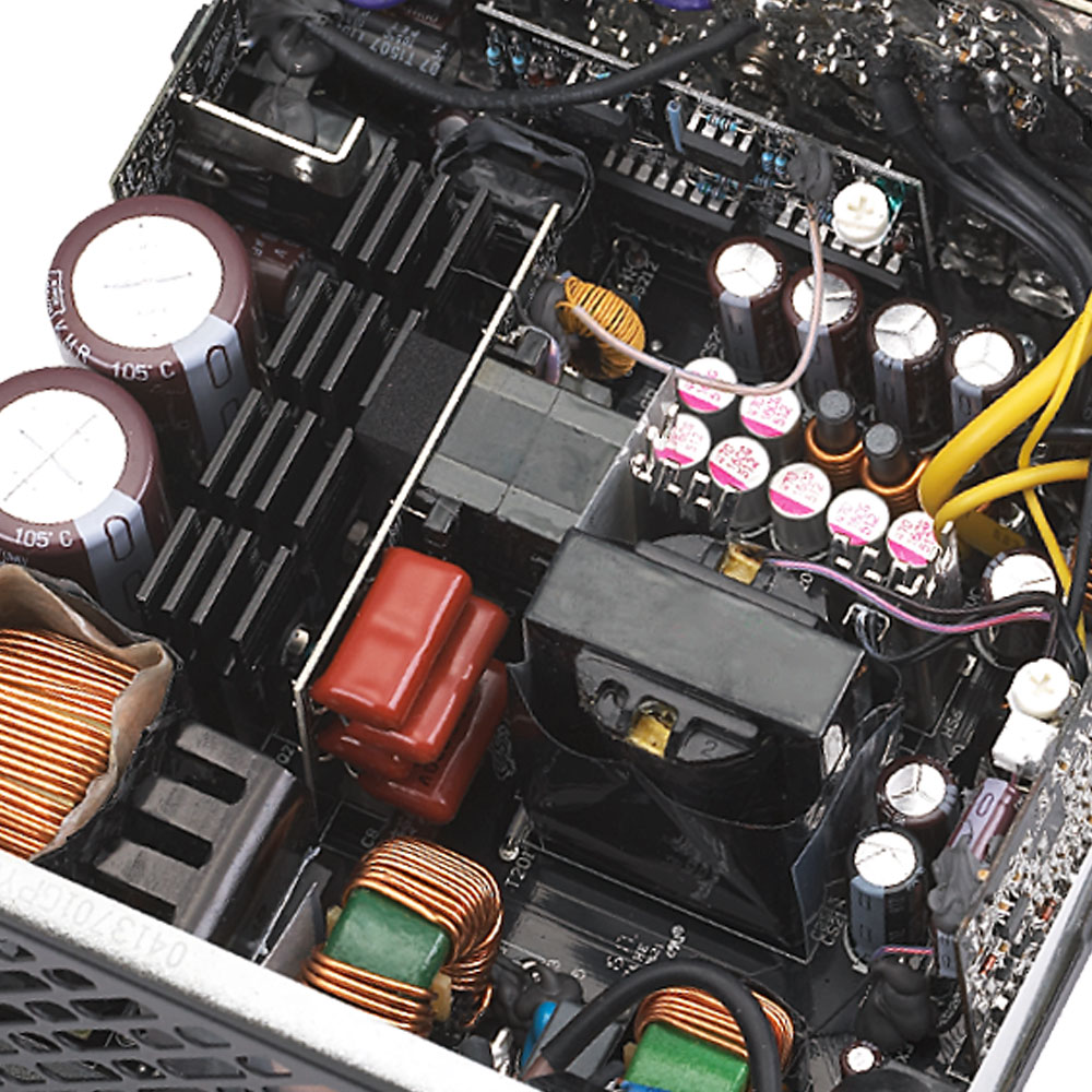 FSP 80Plus GOLD認証 Hydro GEシリーズ ATX電源ユニット 5年間新品交換保証 850W(HGE850)