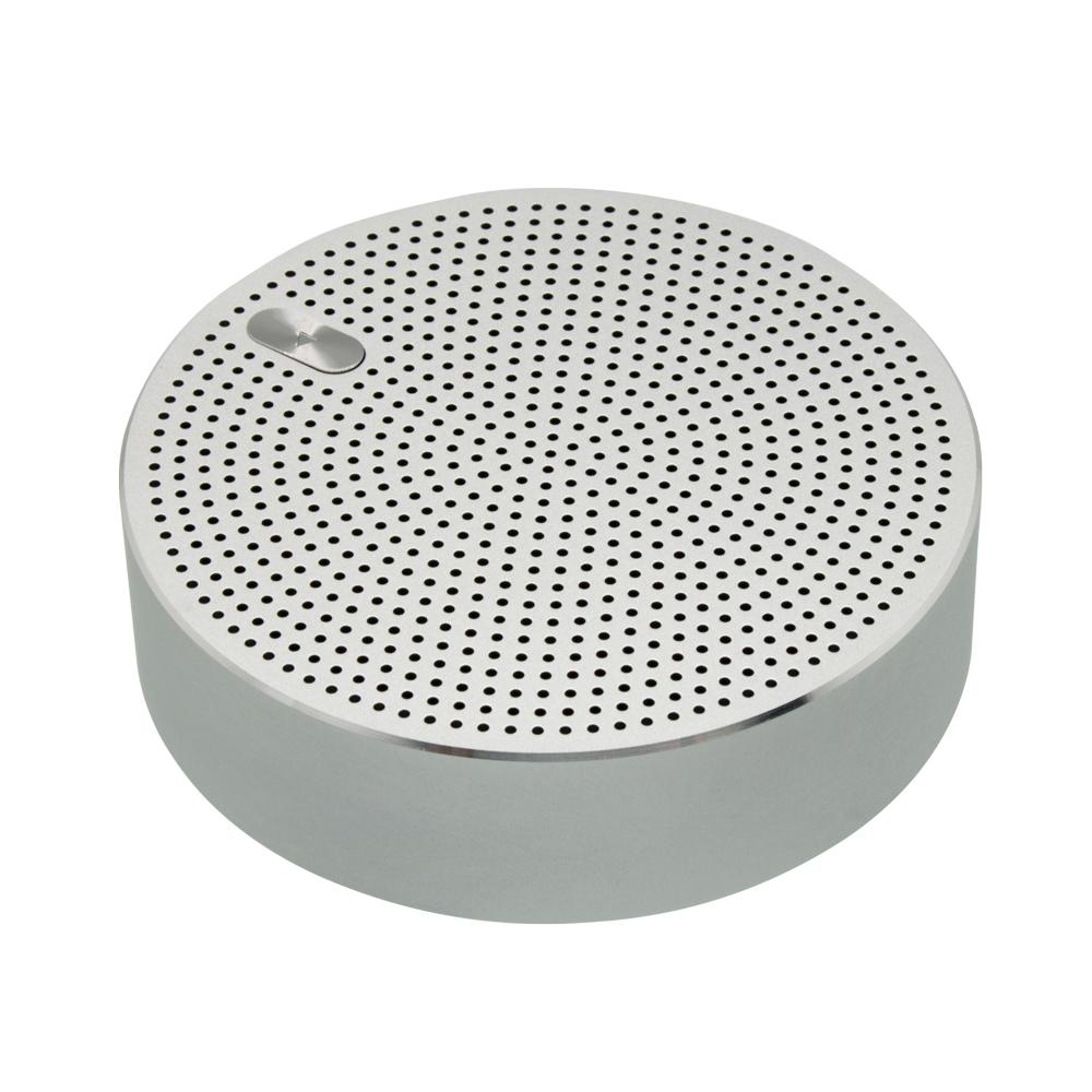 Bluetoothスピーカー 手のひらサイズのコンパクトボディ クリアなサウンド(OWL-BTSP03)宅C