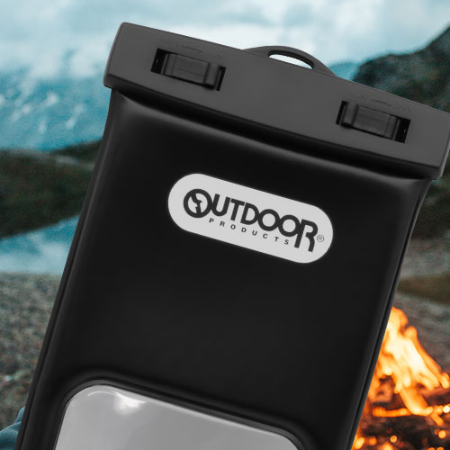 OUTDOOR PRODUCTS® collaboration 防水ケース (OWL-WPCSP17)