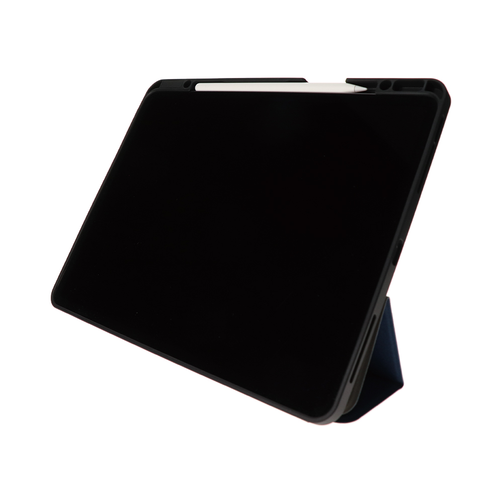 iPad Pro 12.9inch対応 Apple Pencilを収納しながら充電できるホルダー付きケース(OWL-CVID12901)