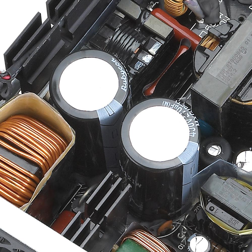 FSP製 80PLUS Platinum認証 ATX電源 Hydro PTシリーズ 650W(HPT650)