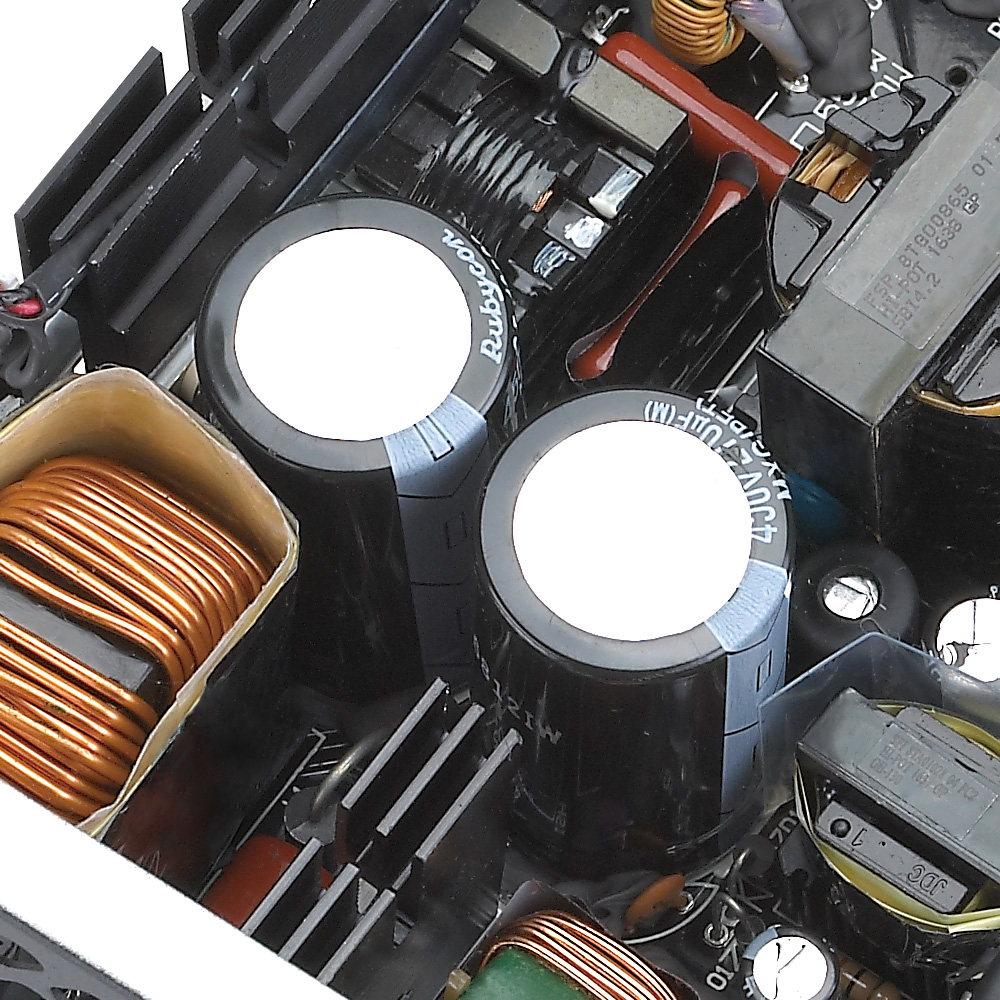 FSP製 80PLUS Platinum認証 ATX電源 Hydro PTシリーズ 750W(HPT750)